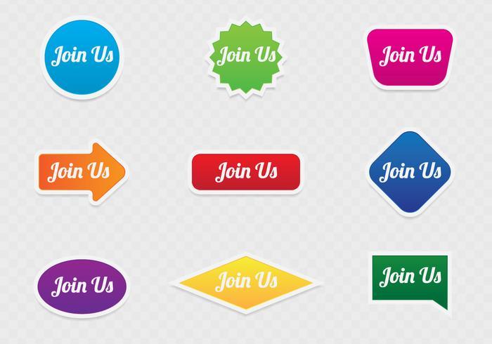 加入我們的網頁按鈕的概念圖片素材包下載