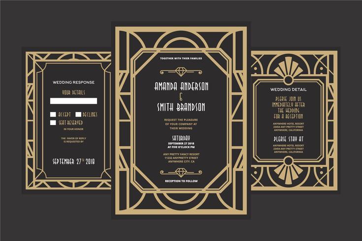 【艺术装饰风格的婚礼】标志能用的艺术装饰风格的婚礼下载,高品质的logo素材素材免费下载