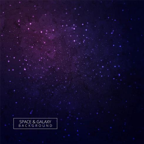 美しいカラフルな銀河の宇宙背景素材無料ダウンロード