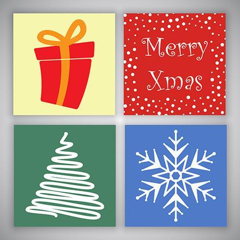 クリスマスカードのデザイン無料 イラスト素材無料ダウンロード商用ok