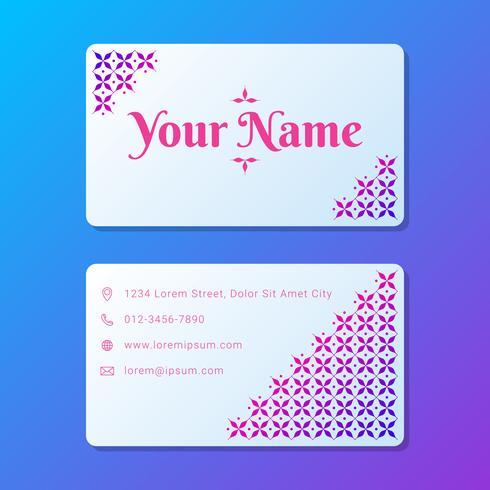女性名片企業設計圖示下載,logo素材下載