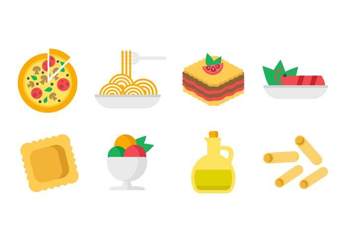 イタリア料理素材 イラスト無料ダウンロード常用する基板 パターン無料