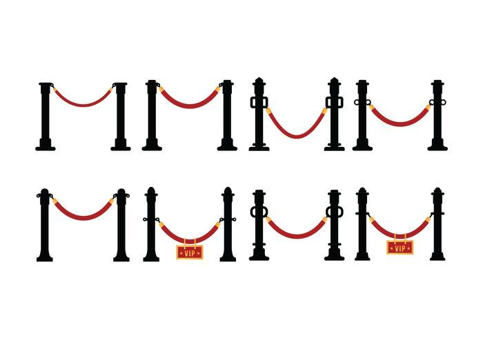 天鵝絨繩子圖形素材下載,卡通圖案下載