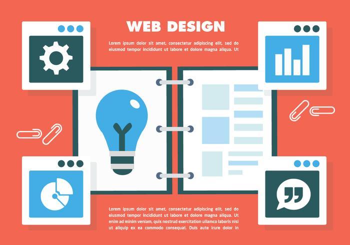 【网页设计向量图片】专业的网页设计向量图片下载,很棒的样式下载