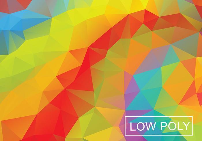 幾何学模様オレンジ多角形背景 テクスチャ無料ダウンロード