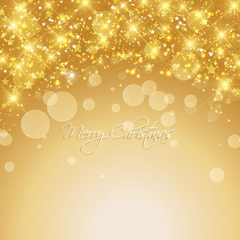 黃金的聖誕節圖片免費下載