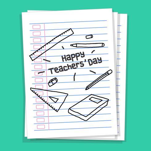 老師快樂的一天圖片素材免費下載