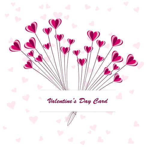 情人節快樂創意卡片設計圖片免費下載