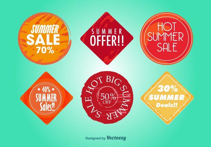 暑い夏のお得情報パターンfree download
