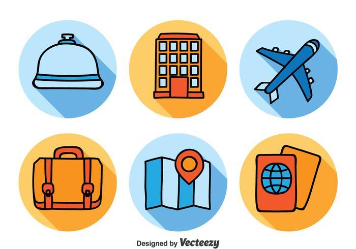 酒店和旅遊icon免費下載
