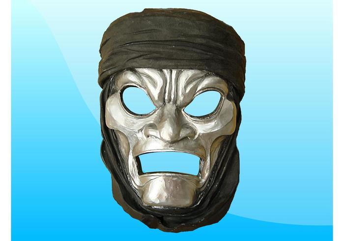 神仙的面具圖片免費下載