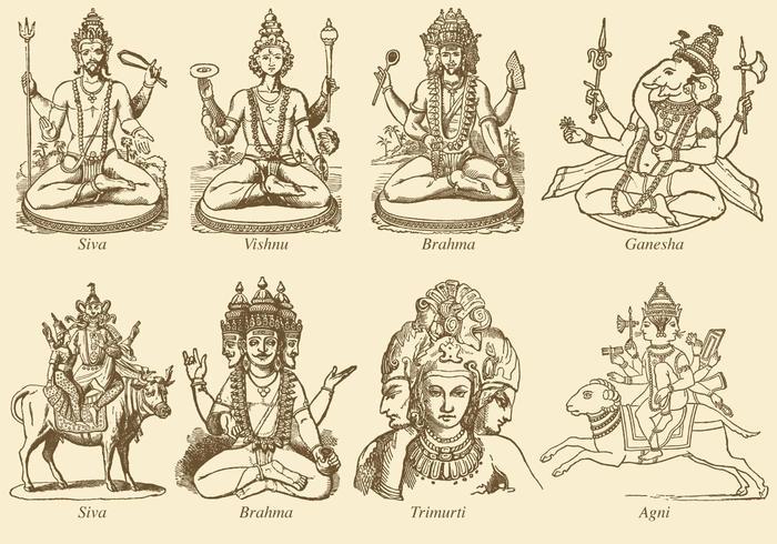 印度的神圖片免費下載
