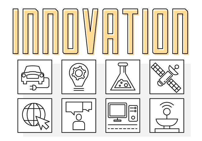 テクノロジー・イノベーション・サインパターンfree download