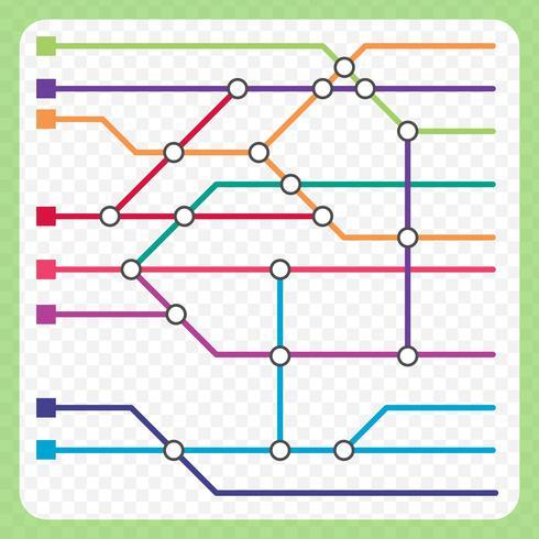 地鐵地圖計劃背景圖案素材下載