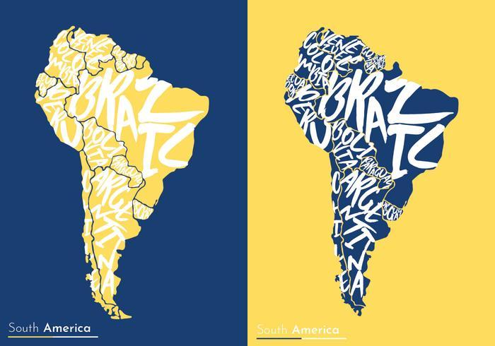 南美地圖設計矢量圖片下載,精緻圖示下載