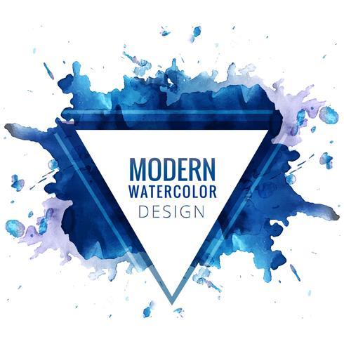 【现代蓝色水彩背景图】photoshop可用的现代蓝色水彩背景图下载,不错的小图素材包下载