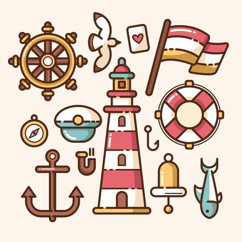 航海元素圖片素材免費下載