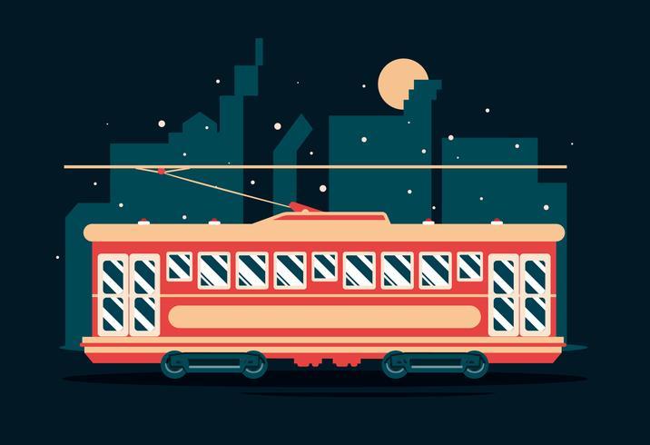 新奧爾良的有軌電車圖片素材免費下載