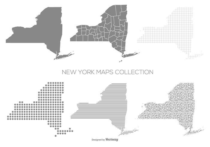 紐約紋路地圖圖案下載