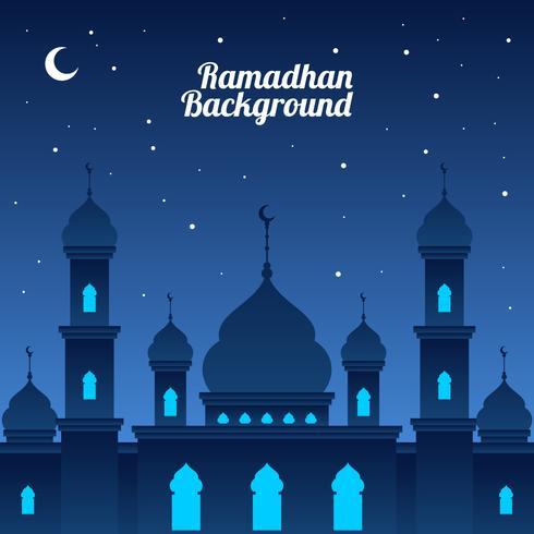 晚上ramadhan向量圖片素材下載