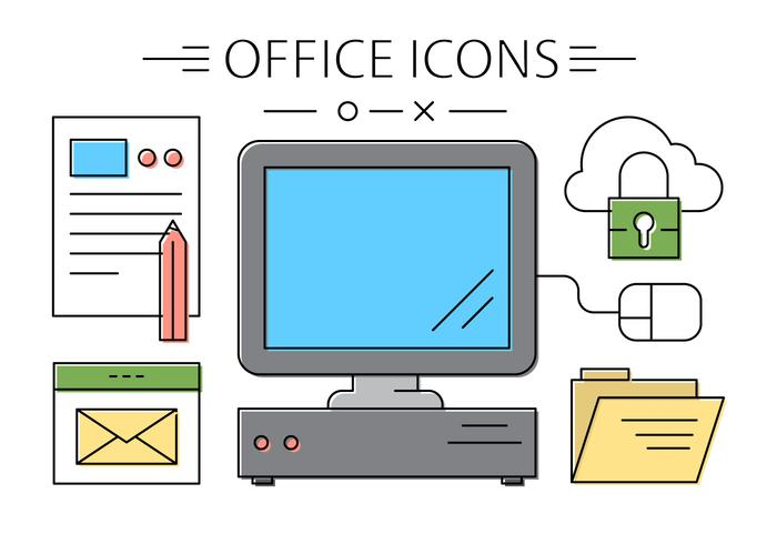 オフィスパターン素材ダウンロード
