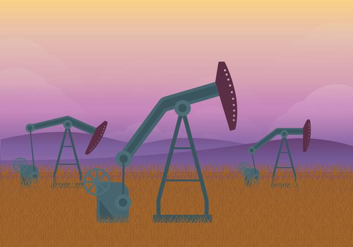 油田の夜明けパターン無料