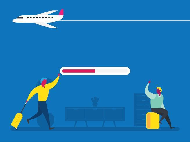 【机场有行李的人图片】美工专用的机场有行李的人图片下载,细致的底图素材包下载