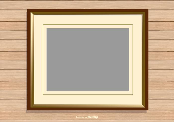 木相框背景圖素材下載