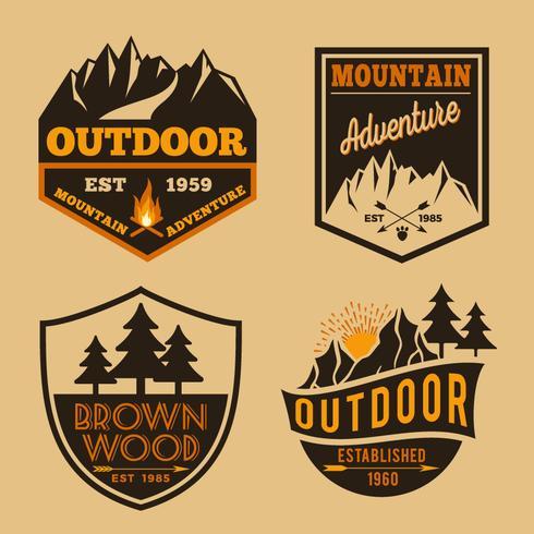 戶外露營歷險圖片下載