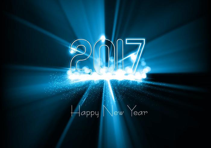 【闪亮的2017新年贺卡图片】设计常用的闪亮的2017新年贺卡图片下载,卓越的样式素材免费下载