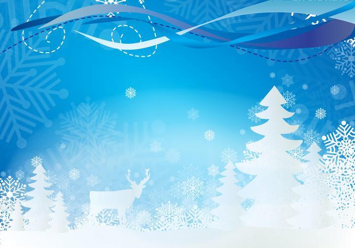 雪の風景パターン愛らしい雪の風景パターンダウンロード華麗の