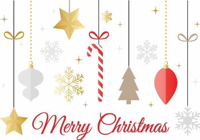 クリスマスフリー 背景素材無料ダウンロード