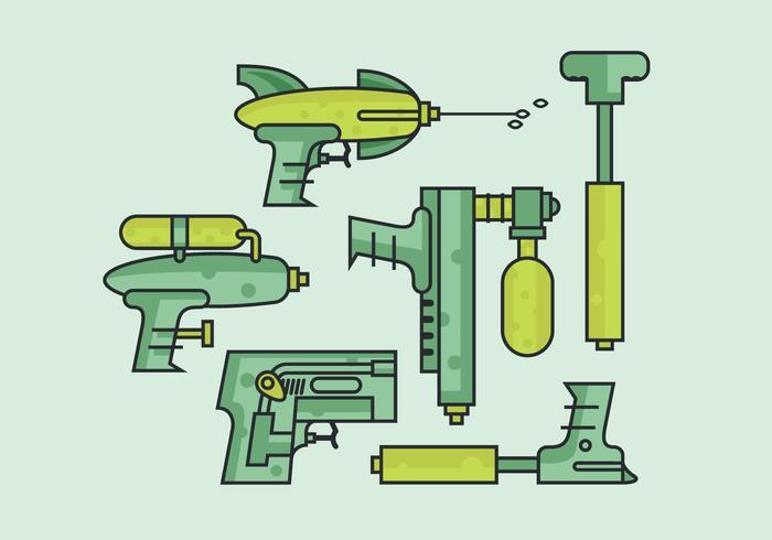 【水枪向量图素材】你会喜欢的水枪向量图素材下载,推荐的向量图下载