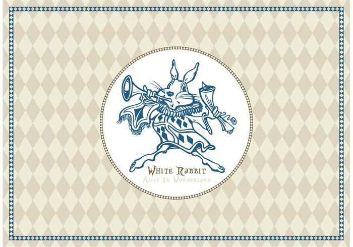 不思議の国のアリスの白うさぎ画像 素材イラスト素材ダウンロード
