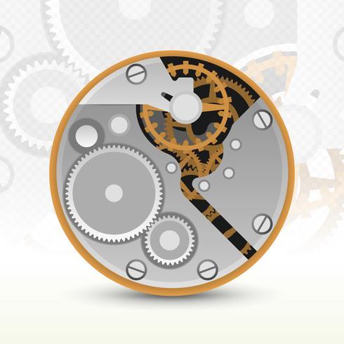現實模擬時鐘機構圖案素材包下載