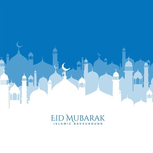 美しいモスクのシーンイードムバラク画像 背景free download