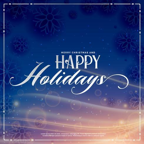 節日快樂,冬季問候,燈光效果圖片素材下載