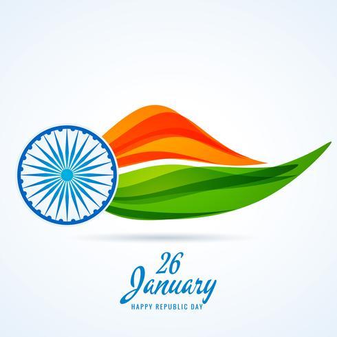 印度共和國日設計底圖免費下載