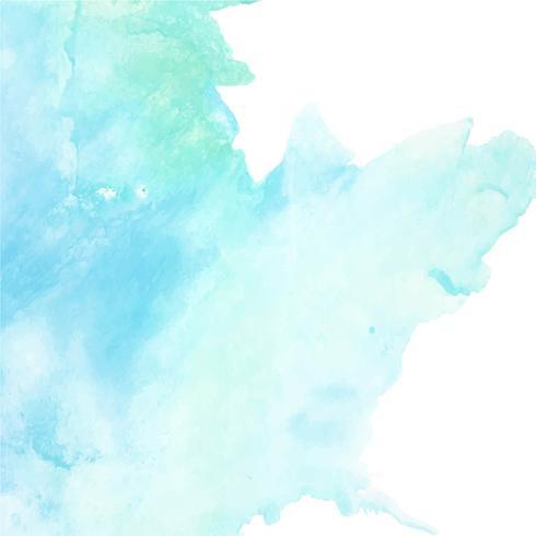 【现代蓝色水彩底图】精美的现代蓝色水彩底图下载,华丽的去背图素材下载