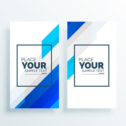 現代のビジネスバナーパターンfree download