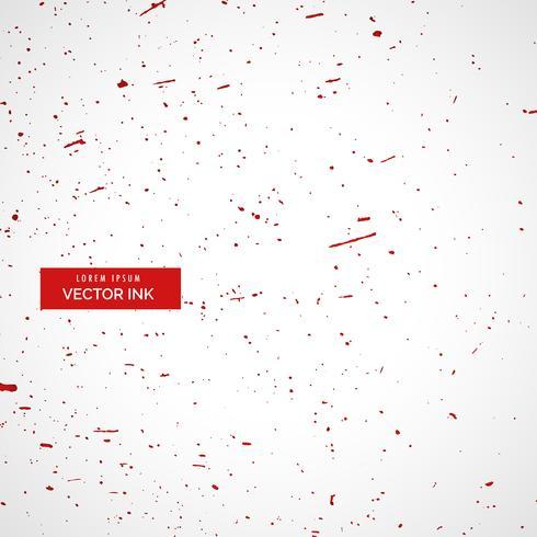 レッドインクまたは血しぶきのテクスチャー無料 イラスト素材