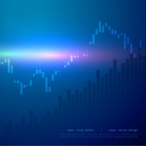 高と低ポイントと株式市場キャンドルスティックグラフチャートパターン素材無料ダウンロード